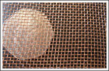 Copper Insect Screen
